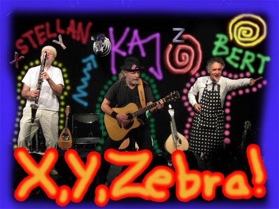 X,Y,Zebra-neon